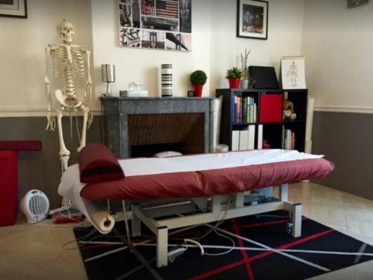 Cabinet d'ostéopathie de Madame HERVE